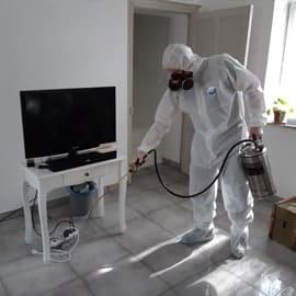 Traitement des surfaces de maison